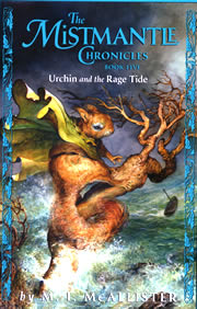 cover - Urchin and the Rage Tide