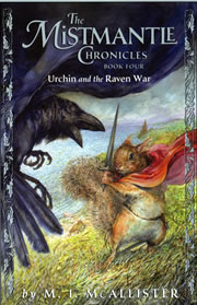 cover - Urchin and the Raven War